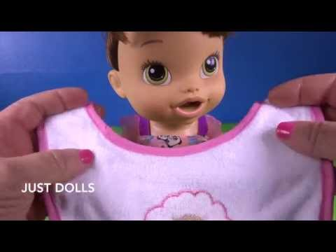 BABY ALIVE Food DIY With Flour For Baby Alive