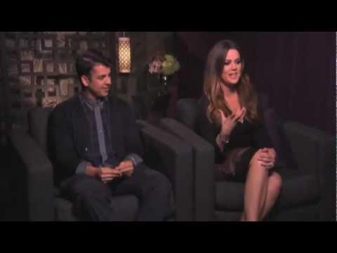 Khloe & Rob Kardashian on Lorraine