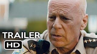 First Kill Official Trailer #1 (2017) Bruce Willis, Hayden Christensen Thriller Movie HD