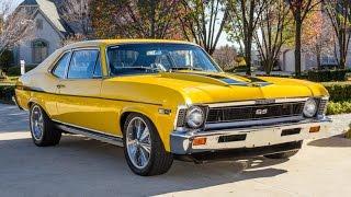 1968 Chevrolet Nova For Sale