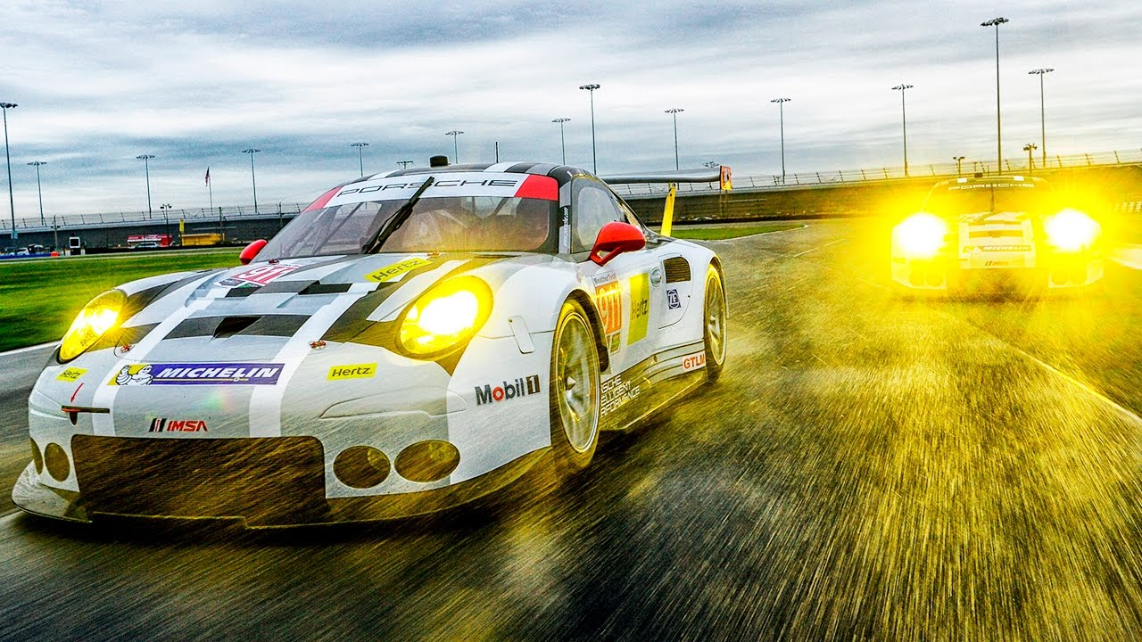Countdown to the Rolex 24! Motor Trend Presents