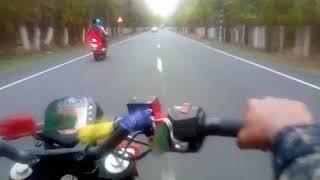 Crazy Ride on KTM 250 Duke