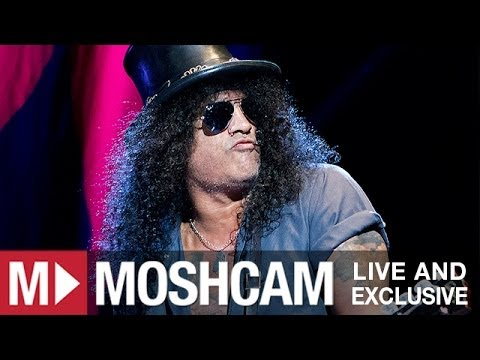 Slash Ft.myles Kennedy & The Conspirators - Blues Jam godfather Theme | Live In Sydney | Moshcam video