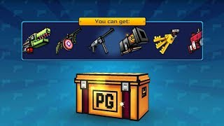 Pixel Gun 3D - Opening 30 Event Chest and 1 SUPER CHEST!