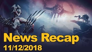 MMOs.com Weekly News Recap #173 November 12, 2018