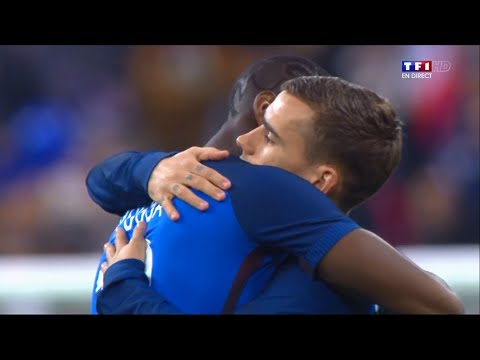 Antoine Griezmann vs Russia Home (29/03/2016) 720p HD By CROSE