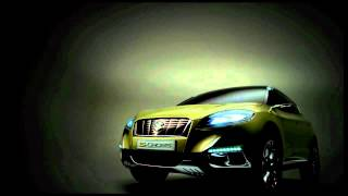 Концепт нового кроссовера Suzuki S-Cross