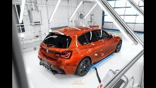 BMW M140i - DETAILING - Paddy poliert PS Car Garage