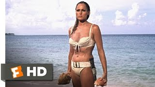 Video clip Dr. No (4/8) Movie CLIP - The Beautiful Honey Ryder (1962) HD