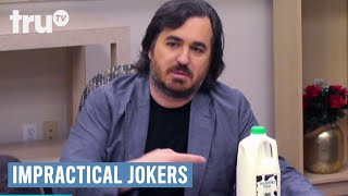 Impractical Jokers: Inside Jokes - Jalapeño Milk | truTV