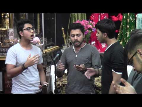 Zuhair Yasir & Safeer Rizvi Qaid Khane Mein Talatum Hai Ke Hind...