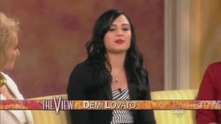 download lagu Demi Lovato Interview On The View gratis