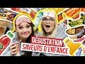 DÉGUSTATION - Les produits de notre enfance avec Sophie Riche et Lola Dubini