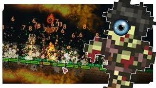 Amazing Zombie Exterminator!!! | Terraria Mod Spotlight: Monstroriam - MabiVsGames