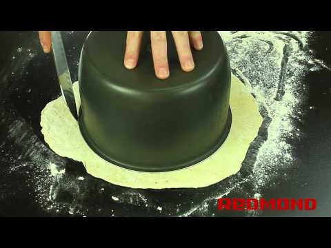Мультиварка  Redmond RMC-M4504 Пицца с грибами