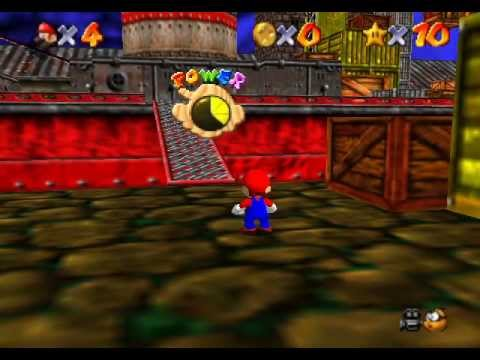 Super Banjo-Kazooie 64 - Alpha  version (SM64 hack)