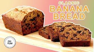 Anna Bakes Classic Banana Bread!   Anna Olson Archives