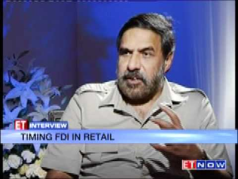 ET Interview with Anand Sharma - Part 2