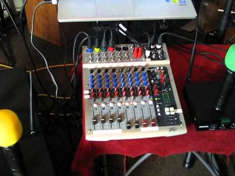 DJ equipment karaoke system dj audio system TUTORIAL for our customer