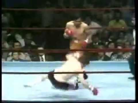 JOSE PIPINO CUEVAS VS BILLY BACKUS Video