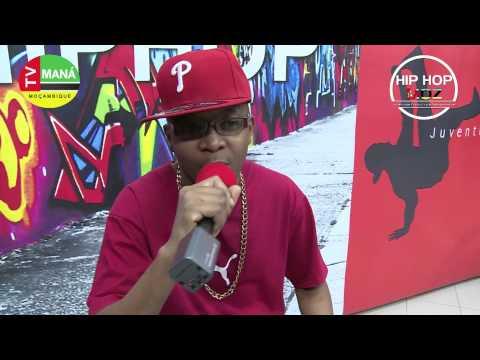 Programa Hip Hop Moz 2 com Mbenga Mc...Conversa, Música, Freestyle, Videos e muito mais...