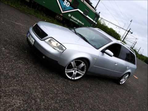 Audi A6 Avant Project