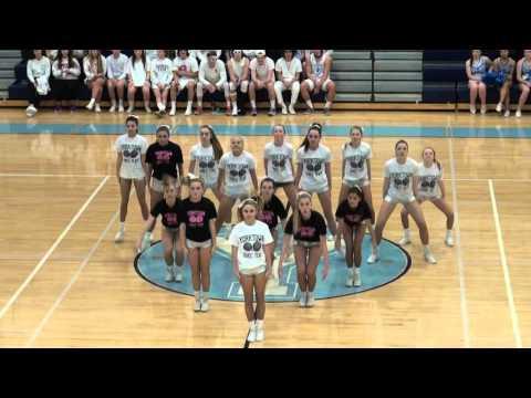 YDT Video from YT Girls Basketball vs McLean 2/5/16 thumbnail
