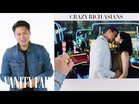Crazy Rich Asians' Director Breaks Down A Scene | Notes On A Scene | Vanity Fair