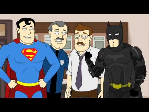 The Dark Knight Meets Superman Music Videos