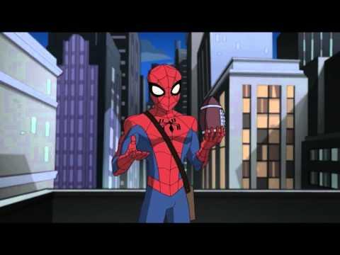 O Espetacular Homem-Aranha - 1x05 - Competição  HD