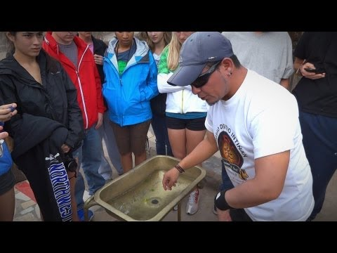 Эксперименты с водой на экваторе | Provolod & Leeloo