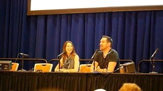 Otakon 2015 - Laura Bailey and Travis Willingham Q&A Panel