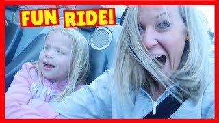 Addy and Maya Go To Disneyland !!!
