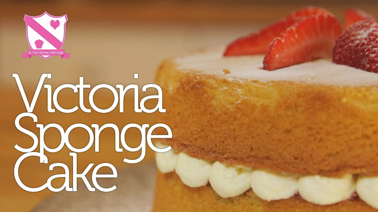 How To Make Cream For Victoria Sponge Cake