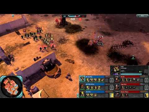 DoW2: Retribution — 3v3 | Faction War — Orks [vs] Imperial Guard | 2