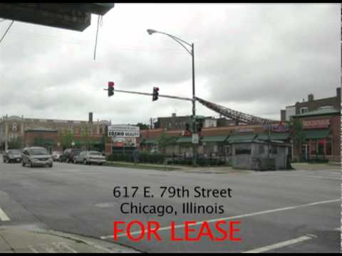 FOR LEASE: 617 E. 79th Street Chicago, Illinois