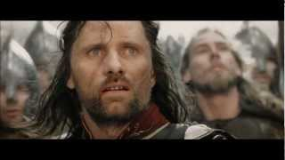 LOTR The Return of the King - Sauron Defeated