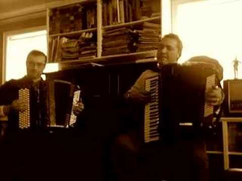 Accordion Jam - Romano Viazzani and Mauro Carra