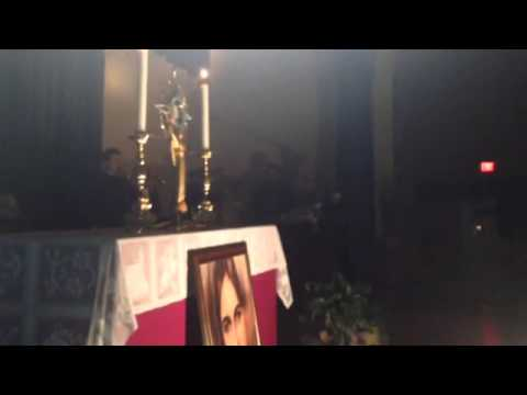 Our Lady of The blessed Sacrament - 04/21/2014