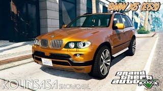 GTA 5 BMW X5 (E53)
