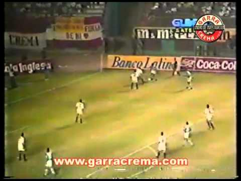 LIBERTADORES 1993: Universitario de Deportes 2 - Cristal 2