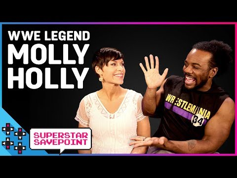 MOLLY HOLLY on her HGTV-like LIFE and MINNESOTA WINTERS! - Superstar Savepoint