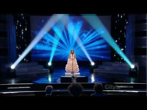 Jackie Evancho - Angel - Canada's Got Talent video