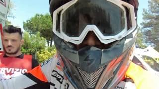 Sardegna Rally Race 2015: Pablo Quintanilla alla fine della prima tappa