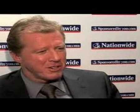 Steve Mcclaren: Living the dream