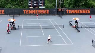 Georgia vs. Mississippi State (Singles)