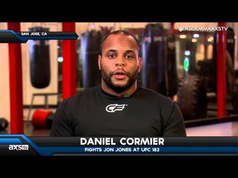 Daniel Cormier Ready For the Best Gift Ever on January 3rd