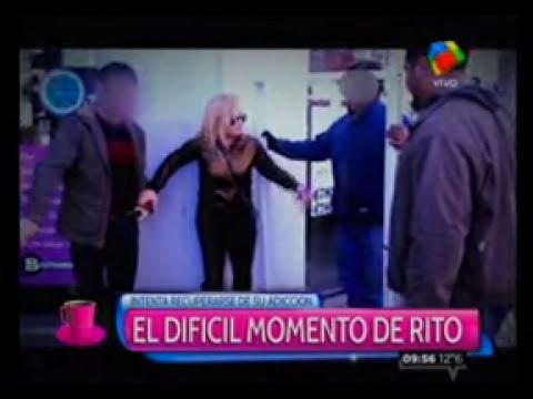 Impacto24.com - El momento más duro de María Eugenia Ritó: ¿Recaída?