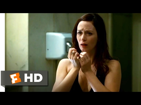 The Adjustment Bureau (2011) - Running From Fate Scene (8/10) | Movieclips