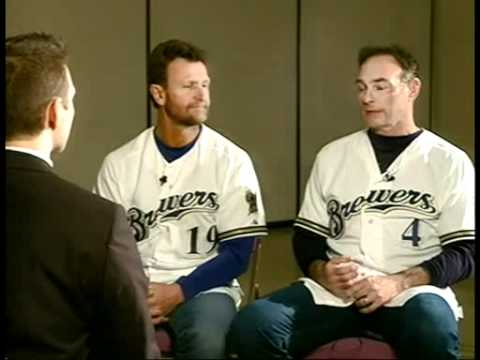 FULL INTERVIEW: Robin Yount and Paul Molitor